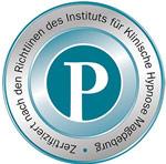 Gütesiegel Institut für Klinische Hypnose - optimiert Webseite